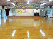 美浜幼稚園のホール